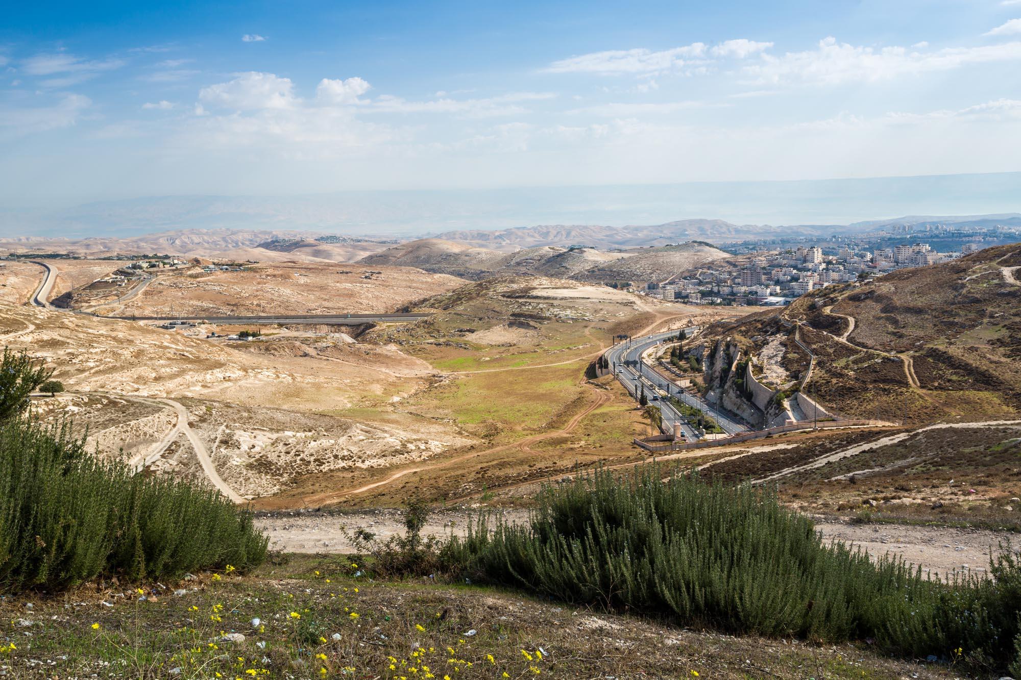 Wilderness Of Judah, Israel